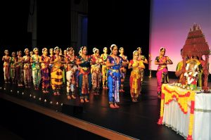 Brisbane Dance Students of Eswaralaya Kalaikoodam